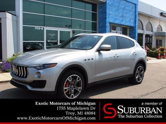 2017 Maserati Levante S:19 car images available