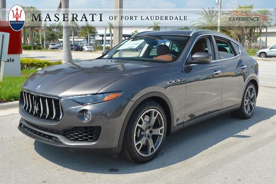 2017 Maserati Levante S:21 car images available