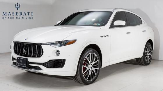 2017 Maserati Levante S:20 car images available