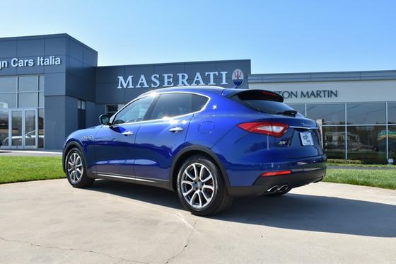 2018 Maserati Levante S