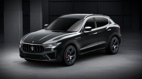 2019 Maserati Levante S:3 car images available