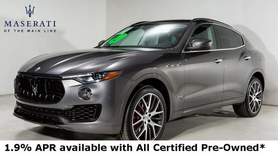 2018 Maserati Levante S:23 car images available