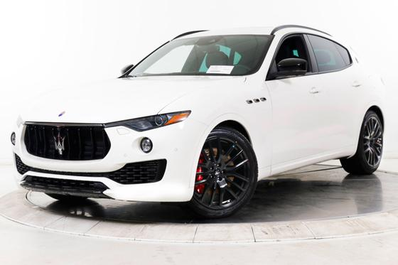 2019 Maserati Levante S:15 car images available
