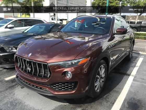2017 Maserati Levante S:9 car images available