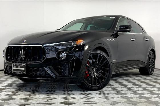 2020 Maserati Levante S:11 car images available