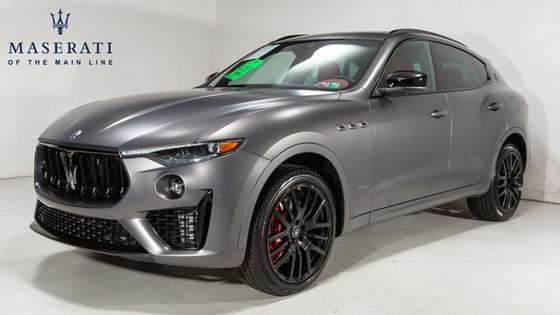 2020 Maserati Levante S:22 car images available