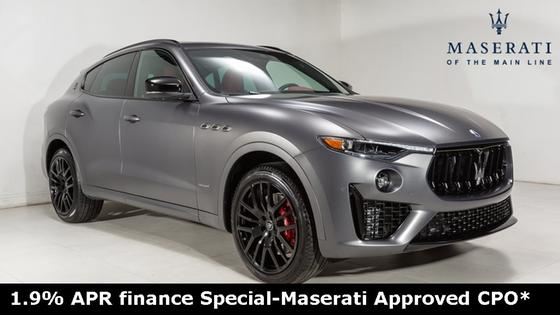 2020 Maserati Levante S:21 car images available
