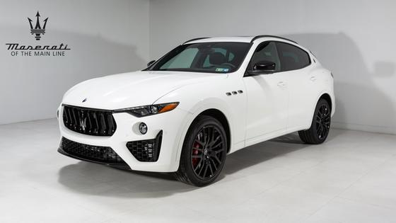 2021 Maserati Levante S:22 car images available