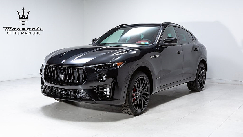 2021 Maserati Levante S:21 car images available