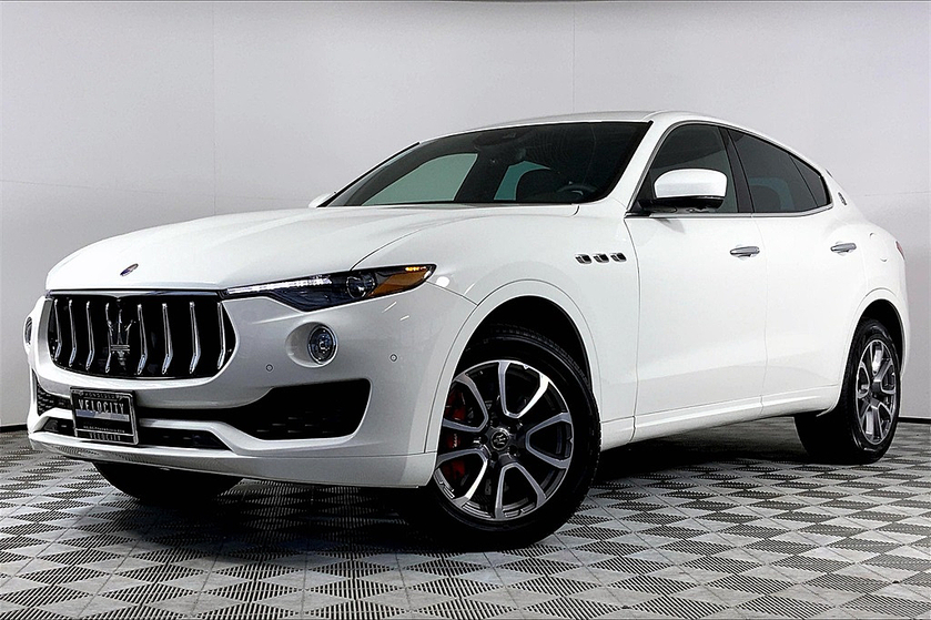 2021 Maserati Levante S:11 car images available