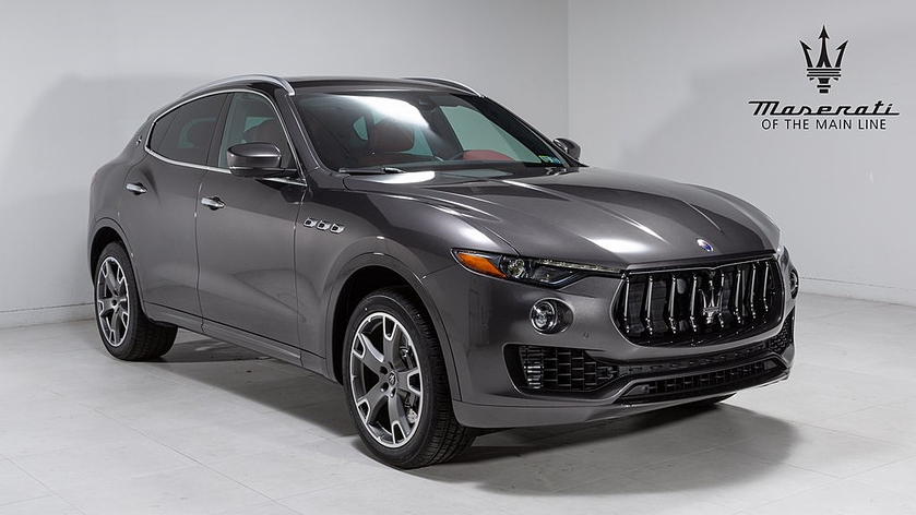 2021 Maserati Levante S:23 car images available