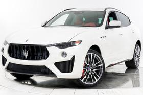 2019 Maserati Levante Trofeo:20 car images available