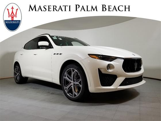 2019 Maserati Levante Trofeo:24 car images available