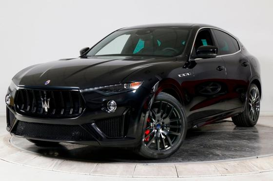 2019 Maserati Levante Trofeo:16 car images available
