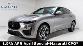2019 Maserati Levante Trofeo:23 car images available