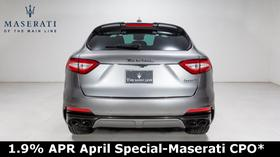 2019 Maserati Levante Trofeo