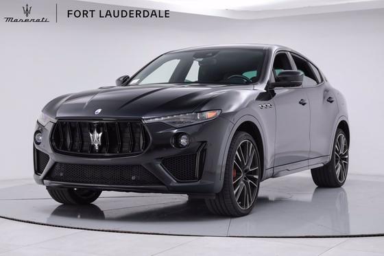 2019 Maserati Levante Trofeo:20 car images available