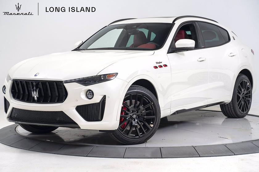 2021 Maserati Levante Trofeo:24 car images available