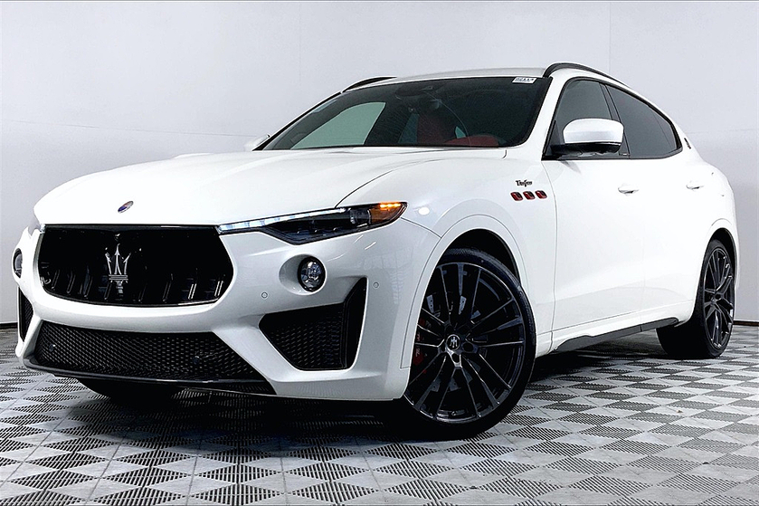 2021 Maserati Levante Trofeo:11 car images available