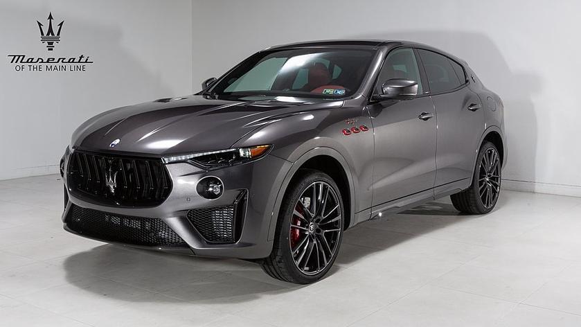 2022 Maserati Levante Trofeo:24 car images available
