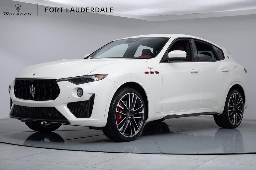2022 Maserati Levante Trofeo:19 car images available