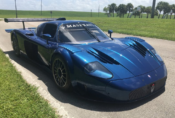 2006 Maserati MC12 :12 car images available
