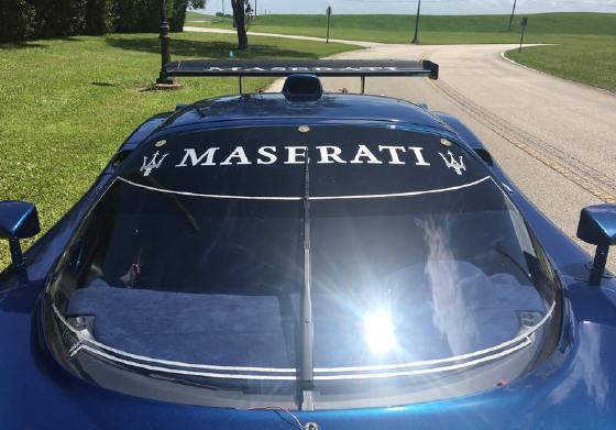 2006 Maserati MC12