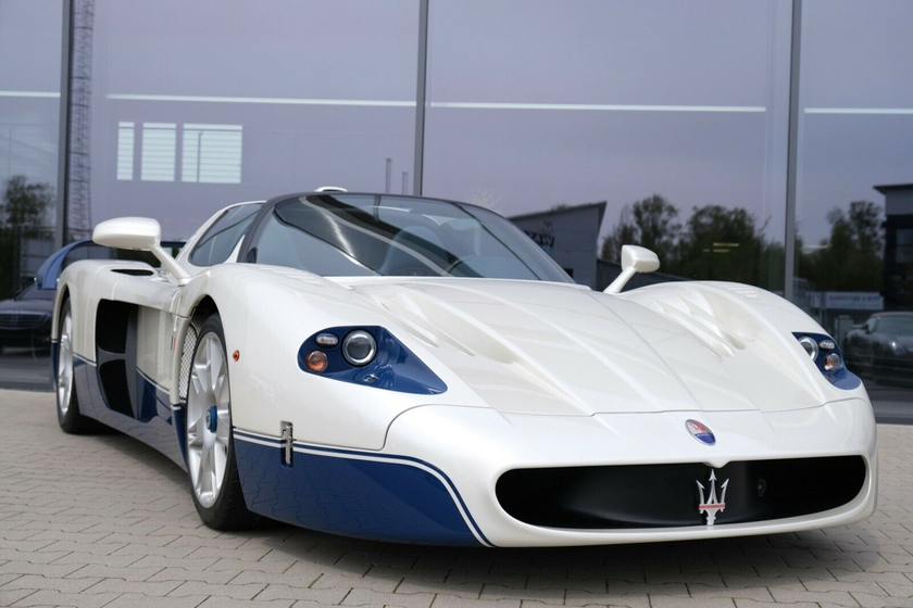 2006 Maserati MC12 Stradale:4 car images available