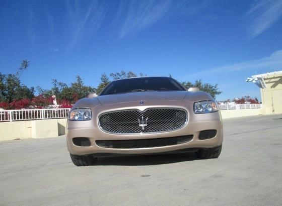 2006 Maserati Quattroporte :5 car images available