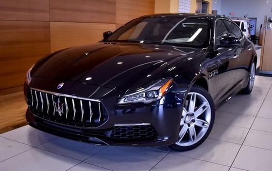 2018 Maserati Quattroporte :24 car images available