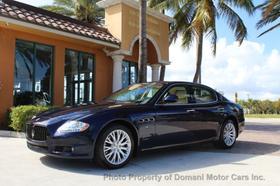 2010 Maserati Quattroporte :24 car images available
