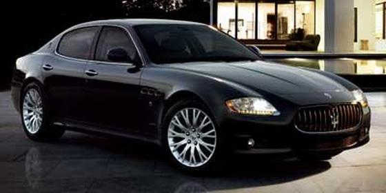 2009 Maserati Quattroporte  : Car has generic photo