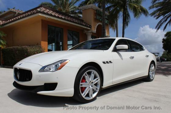 2016 Maserati Quattroporte :24 car images available