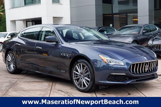 2020 Maserati Quattroporte :16 car images available