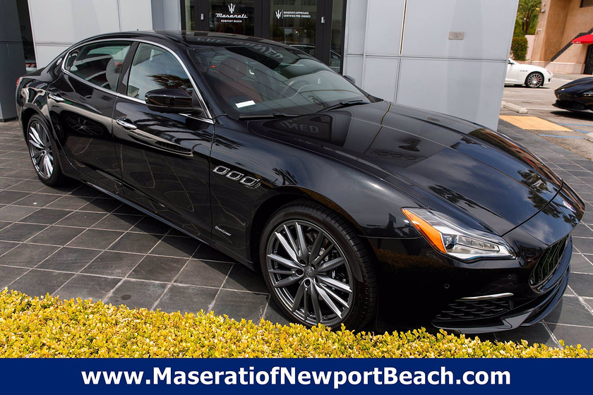 2019 Maserati Quattroporte :20 car images available