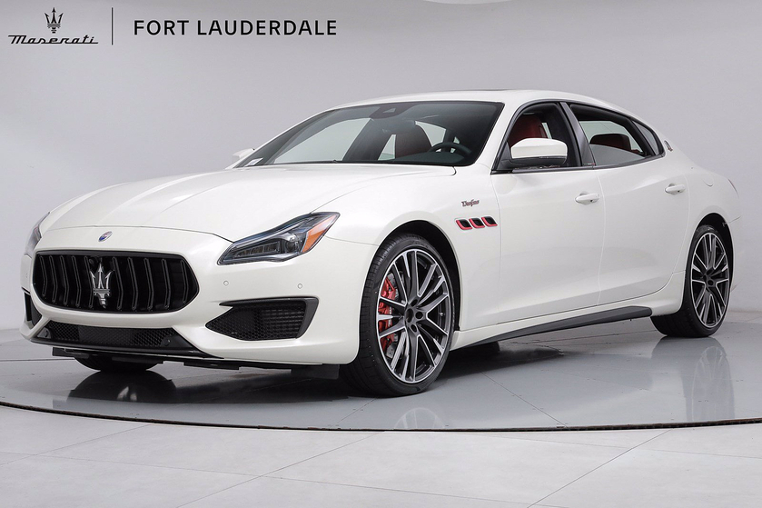 2021 Maserati Quattroporte :20 car images available