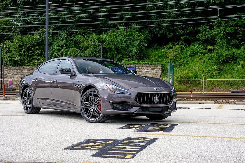 2022 Maserati Quattroporte :9 car images available