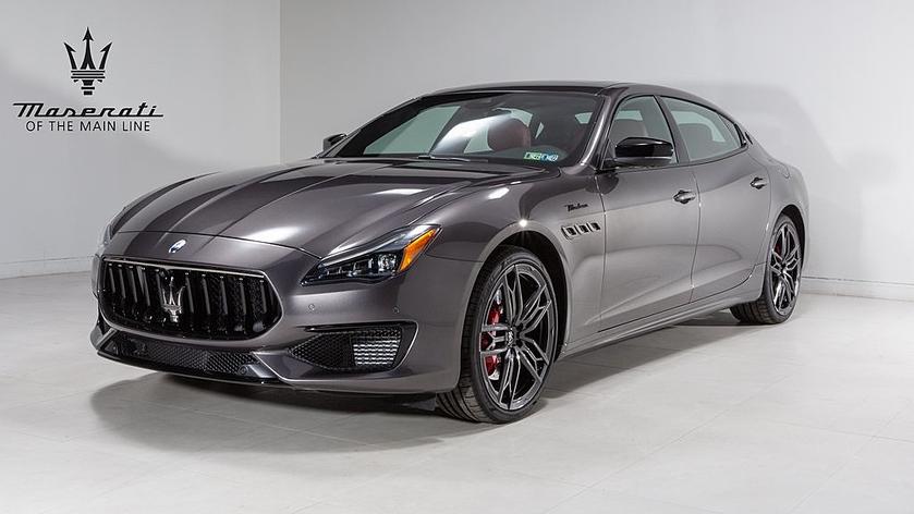 2022 Maserati Quattroporte :23 car images available