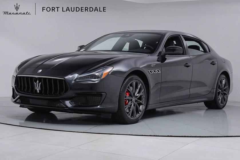 2022 Maserati Quattroporte :20 car images available