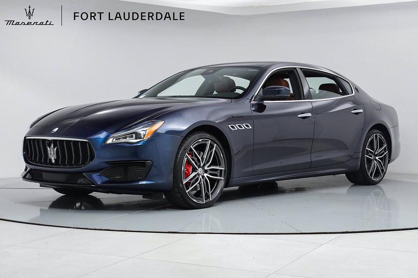 2022 Maserati Quattroporte :21 car images available