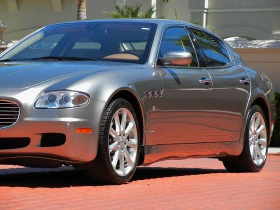 2006 Maserati Quattroporte Executive GT