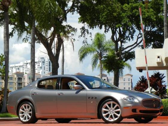 2006 Maserati Quattroporte Executive GT:16 car images available