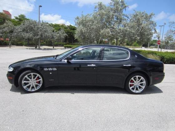 2008 Maserati Quattroporte Executive GT:18 car images available