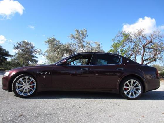 2009 Maserati Quattroporte Executive GT:18 car images available