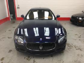 2012 Maserati Quattroporte Executive GT:12 car images available