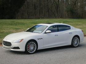 2017 Maserati Quattroporte GTS GranLusso:24 car images available