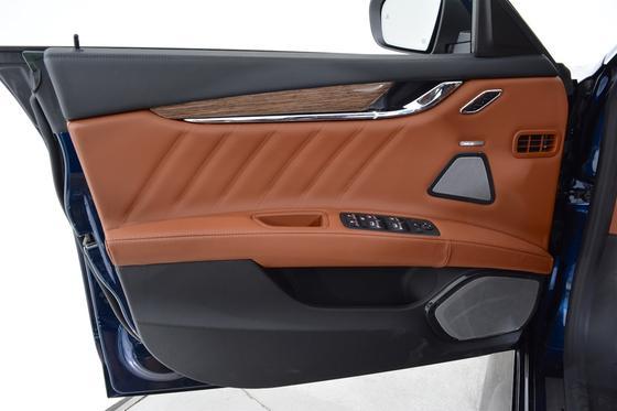 2019 Maserati Quattroporte GTS GranLusso