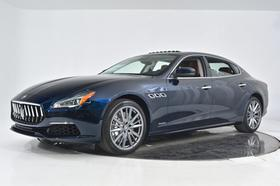2019 Maserati Quattroporte GTS GranLusso:23 car images available