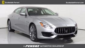 2017 Maserati Quattroporte GTS GranSport:24 car images available