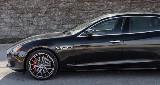 2018 Maserati Quattroporte GTS GranSport